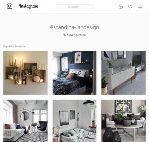 interieur moodboard maken inspiratie op instagram